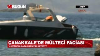ÇANAKKALE'DE MÜLTECİ FACİASI!