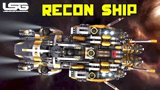 Space Engineers - Buruj Recon Ship