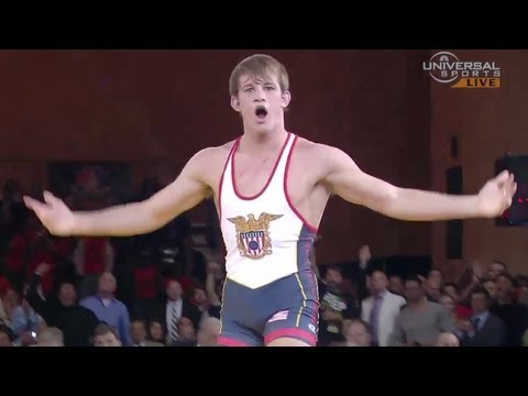 Taylor pins Dzhukaev in Rumble On the Rails - Universal Sports