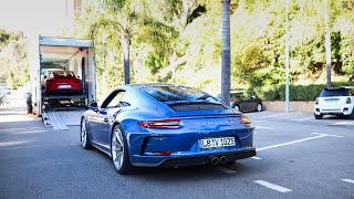 BRAND NEW Porsche GT3 TOURING & Carrera T!! ONBOARD ride, Driving and more!