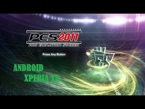 Tutorial de como baixar o pes 2011 para android (xperia x8)