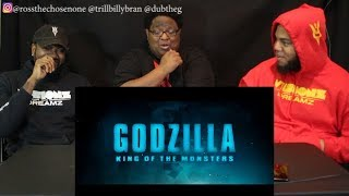 Godzilla: King of the Monsters - Official Trailer 2 - (REACTION)