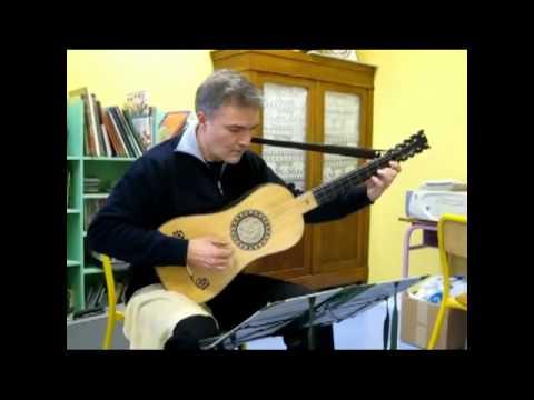 Chaconne de Francesco Corbetta (Guitare baroque)