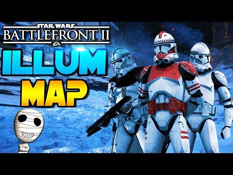 Neue Illum Map Mod! - Star Wars Battlefront 2 - Gameplay deutsch