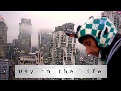 London's illegal BASE Jumper - Part 1