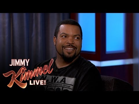 Ice Cube Talks N.W.A. Movie & Says Nice Things Angrily