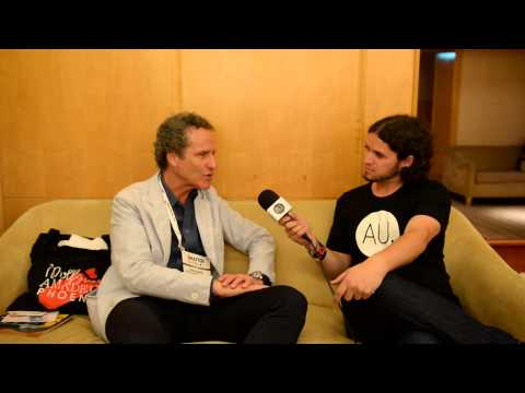 Interview: Daniel Glass (Glassnote Records) at Music Matters Singapore - Part One