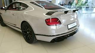 Bentley exhaust sound compilation