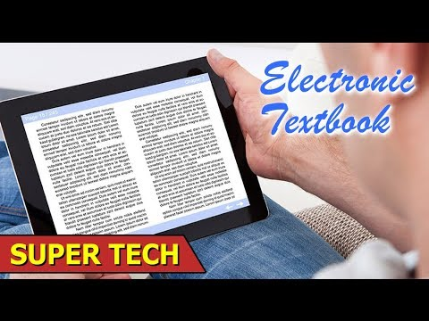 Electronic Textbook | Super Computer Fire Simulation | New Cellphone Safeguard | Super Tech
