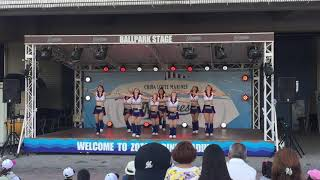 170824 ZOZOマリンスタジアム M☆Splash!! Dance Show -  Le Disco