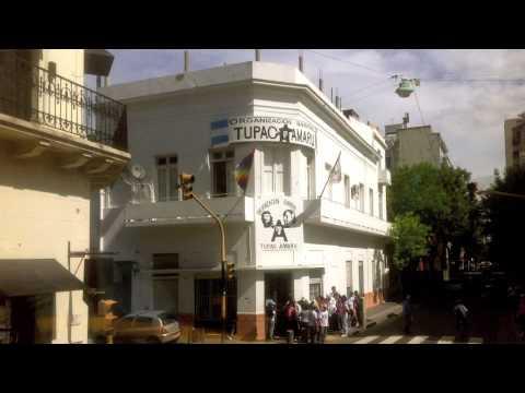 My trip to Buenos Aires Nov/Dec 2012 (Patrick Rault Kyudokan France)