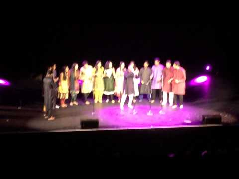 UCLA Naya Zamaana at Jhoomti Shaam 2014: Tum Hi Ho