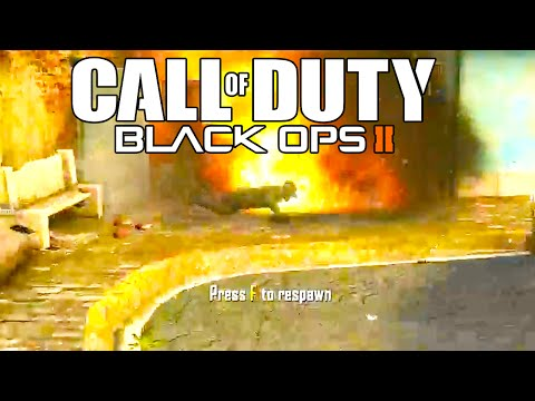 Black Ops 2: YOU WILL NEVER NUCLEAR! - Stream Highlight