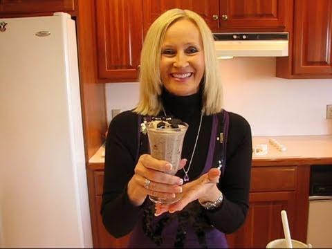 Betty's Oreo Blizzard Ice Cream Treat