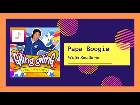 Willie Revillame - Papa Boogie video