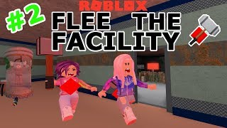 Roblox: Flee the Facility (Beta) / BEAST MODE! 🔨 / All Survivors Must Be Frozen! / Episode #2