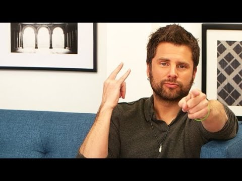 James Roday Talks What's Happening to Psych After Season 8   POPSUGAR Interview