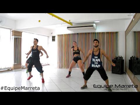 ZapZap - Mr Galiza - Coreografia Oficial - Performance Equipe Marreta