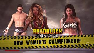 download lagu Wwe 2k18 Alicia Fox Vs Ember Moon For The gratis
