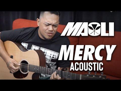 """Download  """"Mercy"""" Acoustic - Maoli Gratis, download lagu terbaru"""