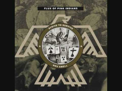 Flux of Pink Indians - Some of us Scream, Some of us Shout