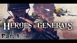 Heroes & Generals - Part 1 - The Return of Kibbinz!
