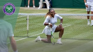 Funniest Moments of Wimbledon 2019