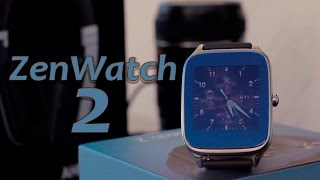 Asus ZenWatch 2!-Review En Español