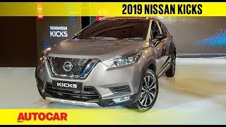 2019 Nissan Kicks India spec | First Look Preview | Autocar India