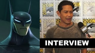 Beware the Batman - Interview with Anthony Ruivivar & JB Blanc aka Alfred - Behind the Episode!
