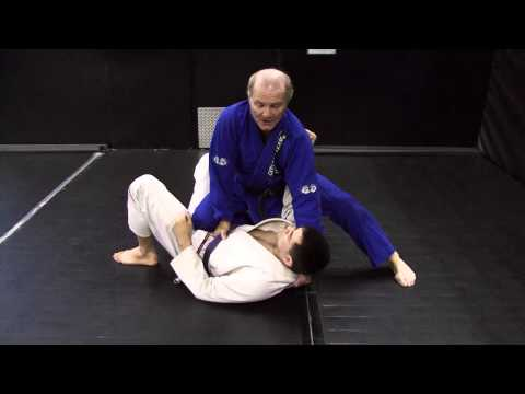 Collar Choke from Knee on Belly - Jiu-Jitsu Technique by Mack the Knife Image 1