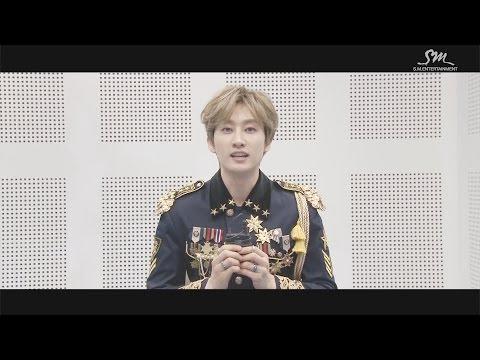 SUPERSTAR SMTOWN Server Open in Thailand_EunHyuk of Super Junior Message