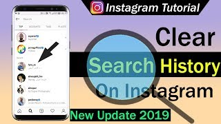 How To Clear Search History On Instagram - New Update
