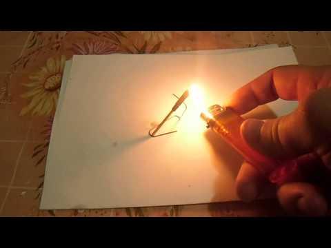 Free Video Ракета из спичек и фольги on FreeVideoYoutube.com