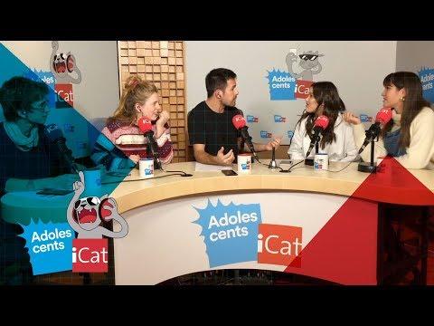 CARLA DI PINTO i ALBA MIRÓ a ADOLESCENTSiCAT   25.11.2018