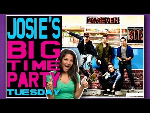 Big Time Rush 24/Seven Release Party (Josie Style)