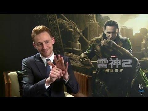 Tom Hiddleston MTIME Interview