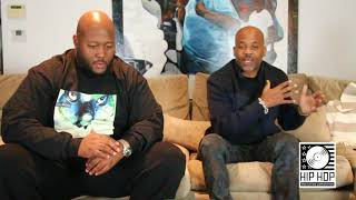 """Damon Dash """"Real Bosses Do Real Things"""" (Exposing Culture Vultures)"""