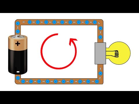 Basic Electricity - What is an amp?