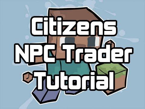 Как создать торговца в citizen - Njkmznnb.ru