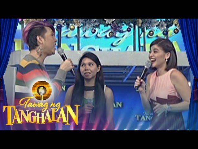 """Tawag ng Tanghalan: Vice and Anne's """"musical"""" conversation"""