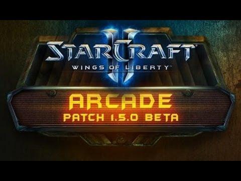 StarCraft 2 Arcade Beta Parche 1.5 - Información en español -