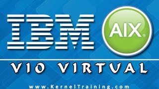 IBM AIX VIO Virtual I/O Server LPAR Tutorial Training