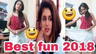 priya prakash varrir | new funny video 2018 | musically bd