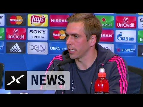 Philipp Lahm: Brauchen unbedingt ein Auswärtstor! | Atletico Madrid - FC Bayern München