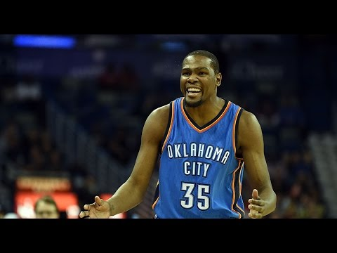 Oklahoma City Thunder's Kevin Durant Surprises Boy Whose Shoes Were Stolen