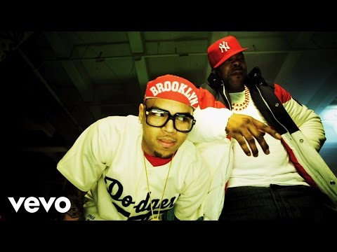 Chris Brown ft. Lil Wayne, Busta Rhymes - Look At Me Now