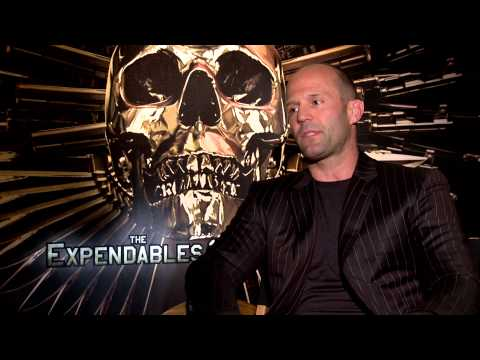 The Expendables 2 Exclusive: Jason Statham