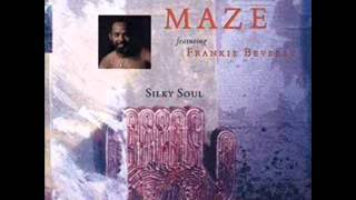 Watch Maze Cant Get Over You video
