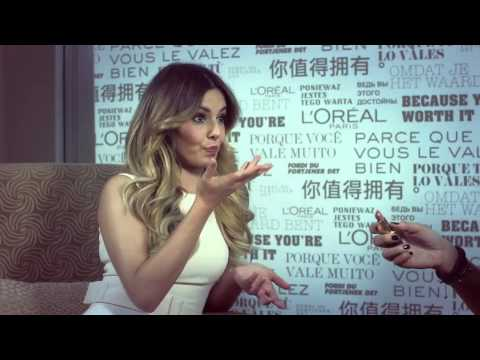 Cheryl Cole - Glamour Interview 2014